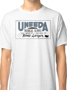 Uneeda Medical Supply (Return of the Living Dead) Classic T-Shirt