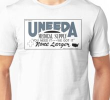 Uneeda Medical Supply (Return of the Living Dead) Unisex T-Shirt