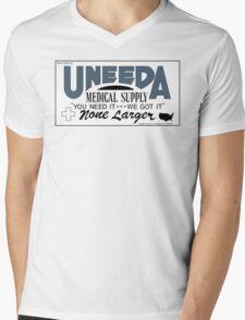 Uneeda Medical Supply (Return of the Living Dead) Mens V-Neck T-Shirt