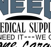 Uneeda Medical Supply (Return of the Living Dead) Sticker