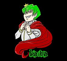 Kaiba green hair Yu-Gi-Oh! by masaya90