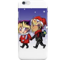 puzzleshipping Yu-Gi-Oh! Christmas iPhone Case/Skin