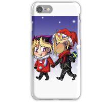 puzzleshipping Yu-Gi-Oh! Christmas iPhone Case/Skin