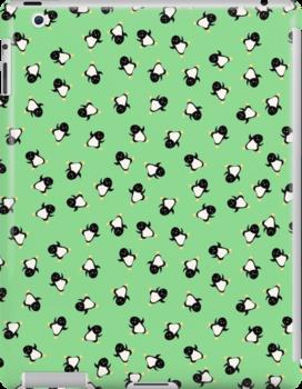 Penguins! by Kashidoodles