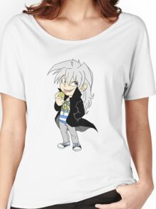 Yami Bakura Yu-Gi-Oh!  Women's Relaxed Fit T-Shirt
