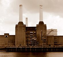 Battersea Power Station by JaymeeLS