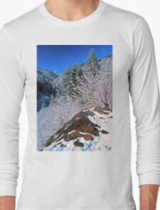 WINTER,NEWFOUND GAP* Long Sleeve T-Shirt