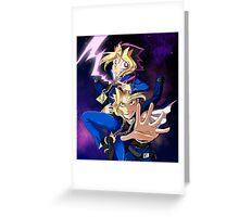 Yu-Gi-Oh! mind crush Greeting Card