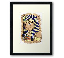 Pharaoh Atem Yu-Gi-Oh! Framed Print