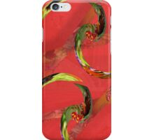 Spicy Springs Rolls iPhone Case/Skin
