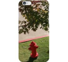 Little Red Fireman iPhone Case/Skin
