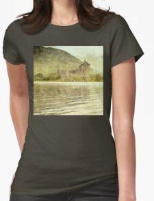 moody scottish castle T-Shirt