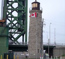 Ontario's Oldest Lighthouse by deb cole
