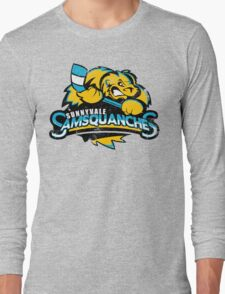 Sunnyvale Samsquanches Long Sleeve T-Shirt