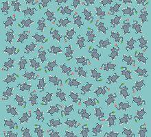 Elephants! by Kashidoodles