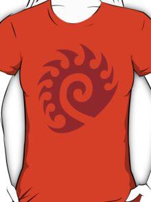 Red Zerg Insignia T-Shirt