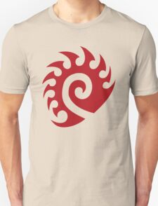 Red Zerg Insignia T-Shirt