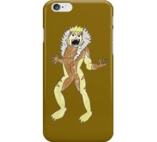 Sabertooth iPhone Case/Skin