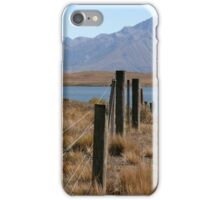 A Touch Of Tussock iPhone Case/Skin