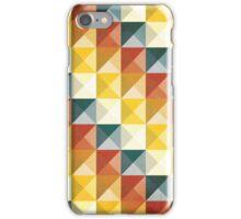 B/W/Y/O/R iPhone Case/Skin