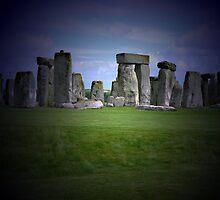 Stonehenge by Spiritmaiden