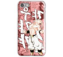 Kid Buu Rage iPhone Case/Skin