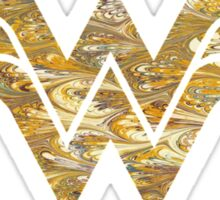 Wonder Woman Logo 05 Sticker