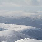 Cairngorm Mountains, Scotland by Teuchter