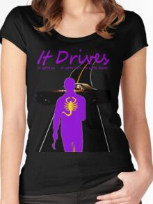 It Drives Women's Fitted Scoop T-Shirt