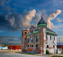Old Police Station and Jail ~ Hannibal Missouri by Jerry E Shelton