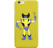 The Wolverine  iPhone Case/Skin