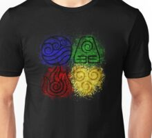The Four Elements Unisex T-Shirt