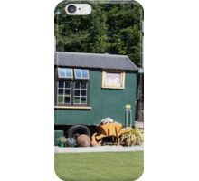 For Sally And Her Gypsy Grandfather iPhone Case/Skin