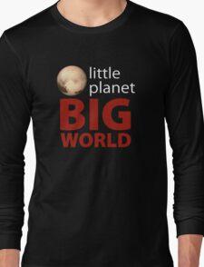 Little Planet - Big World Long Sleeve T-Shirt