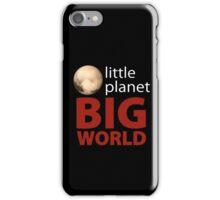 Little Planet - Big World iPhone Case/Skin