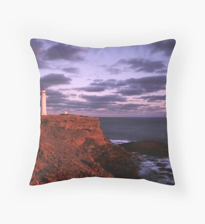 Cape Nelson Throw Pillow