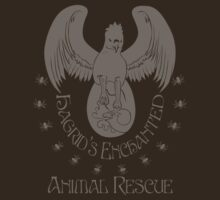 Hagrid's Enchanted Animal Rescue by Rhonda Blais