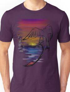 Toothless Sunset Unisex T-Shirt