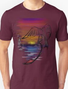 Toothless Sunset T-Shirt