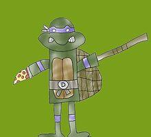 Donatello by Nick Nygard