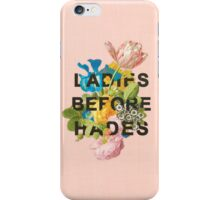 Ladies Before Hades iPhone Case/Skin