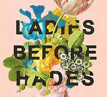 Ladies Before Hades by heatherlandis