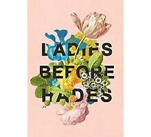 Ladies Before Hades Photographic Print