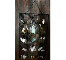 Bottle Collection Photographic Print