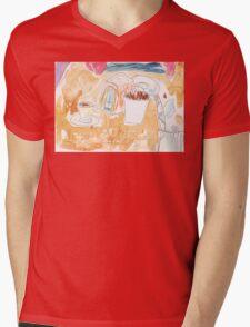 Coffee with Lori Mens V-Neck T-Shirt