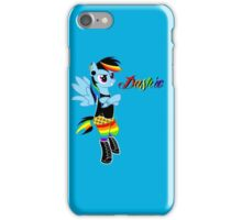 Punk Dashie iPhone Case/Skin