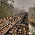Track to some where by pdsfotoart