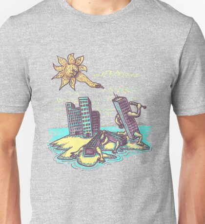 Condemned Building T-Shirt