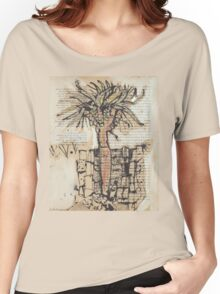 Dragon Blood Tree Women's Relaxed Fit T-Shirt