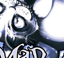 Cheshie - Mad Tea Party Sticker